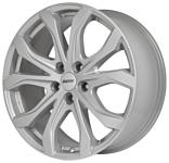 Alutec W10 9x20/5x120 D65.1 ET43 Polar Silver