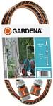 """Gardena Комплект полива Comfort Flex 13 мм (1/2"""", 1.5 м) (18040-20)"""