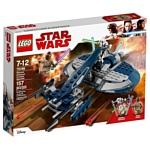 LEGO Звёздные войны 75199 Боевой спидер генерала Гривуса