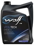 Wolf VitalTech V 0W-30 5л