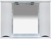 Misty Зеркало Элвис 105 (белый)