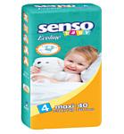 Senso Baby Ecoline Maxi 4 (40 шт.)