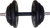 Pro energy Разборная с обрезиненными дисками (обрезин. ручка) - 17.5 кг