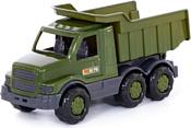 Полесье Гоша автомобиль-самосвал военный РБ 49049