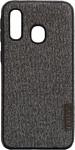 EXPERTS Textile Tpu для Samsung Galaxy A40 (серый)