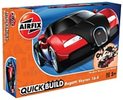 Airfix Quick Build J6020 Bugatti Veyron New Colour