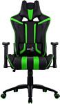 AeroCool AC120 AIR (черный/зеленый)
