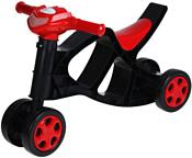 Doloni-Toys Минибайк (черный/красный)