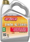 Ardeca SYNTH-XL 5W-40 5л
