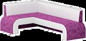 Mebelico Кармен 58833 (левый, фиолетовый/белый)