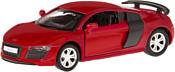 Автопанорама Audi R8 GT JB1251263 (красный)