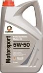 Comma Motorsport 5W-50 5л