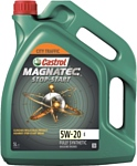 Castrol Magnatec Stop-Start E 5W-20 5л