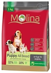 Molina Puppy All Breed (3 кг)