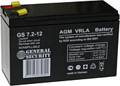 General Security GS 7.2-12