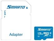 Smarto microSDXC Class 10 UHS-I U1 128GB + SD adapter
