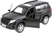 Технопарк Toyota Land Cruiser Prado (черный матовый)