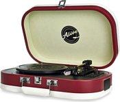 Alive audio Vintage (бордовый)