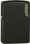 Zippo Brown Matte 49180ZL