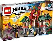 LEGO Ninjago 70728 Битва за Ниндзяго Сити