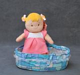 Stip Кукла в люльке 29 см