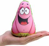Союз производителей игрушек Игрушка-мочалка растущая в воде Капитошка (розовый)