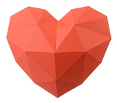 PAPERRAZ Сердце