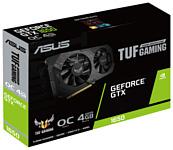 ASUS TUF GeForce GTX 1650 GAMING OC (TUF-GTX1650-O4G-GAMING)