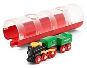 Brio Поездной состав и тоннель 33892