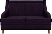 Brioli ЛуиП двухместный (микровелюр, В40 фиолетовый)