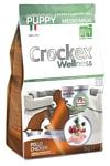Crockex (12 кг) Wellness Puppy Medio-Maxi курица с рисом