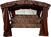 МебельСад Мадагаскар (завитушки, коричневый)