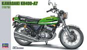 Hasegawa Kawasaki KH400-A7 1/12 21506