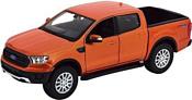 Maisto Форд Рейнджер 31521 (оранжевый)