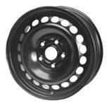 Magnetto Wheels 16002 6.5x16/5x114.3 D66.1 ET40 Black