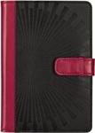 Griffin Elan Passport Folio Black/Ruby for medium eReaders (GB35609)