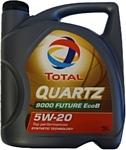 Total Quartz 9000 Future EcoB 5W-20 5л