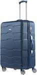 CarryOn Transfer USB 55 см (синий)
