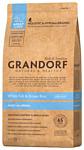 Grandorf (12 кг) Белая рыба с рисом Все породы