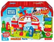 Mega Bloks First Builders GCT50 Музыкальная ферма