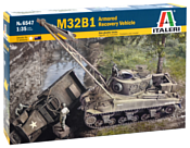 Italeri 6547 Ремонтно-эвакуационная машина M32B1 ARV