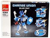 Peizhi Change Union 3in1 0364 Blue Ray