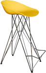 Sheffilton SHT-ST19/S66 (желтый/черный муар зол. патина)