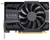 EVGA GeForce GTX 1050 Ti 1354Mhz PCI-E 3.0 4096Mb 7008Mhz 128 bit DVI HDMI HDCP SC GAMING