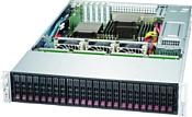 Supermicro SuperChassis CSE-216BE1C4-R1K23LPB 1200W/1000W
