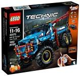 LEGO Technic 42070 Эвакуатор-внедорожник 6х6