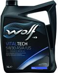 Wolf VitalTech 5W-30 ASIA/US 4л