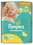 Pampers New Baby-Dry 2 Mini (94 шт.)