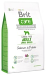 Brit Care Adult Large Breed Salmon & Potato (3 кг)