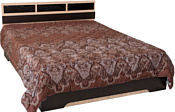 SV-Мебель Эдем 2 140x200 (дуб венге/дуб млечный)